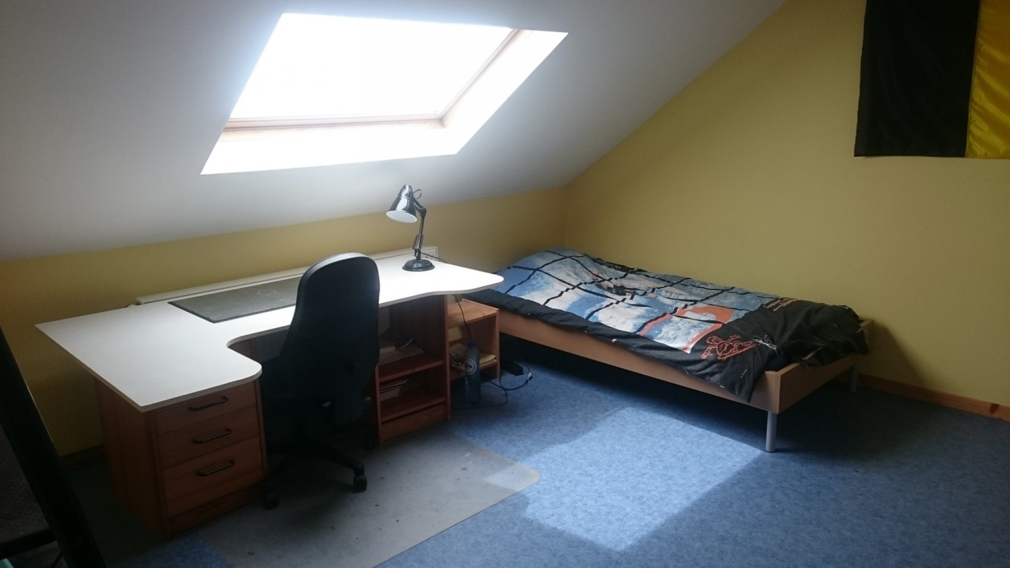 KN 1672 student room